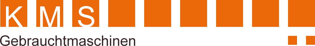 Logo: KMS Gebrauchtmaschinen